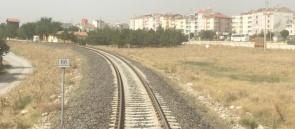 677 - Eskişehir Afyon Denizli demiryolu - Onur