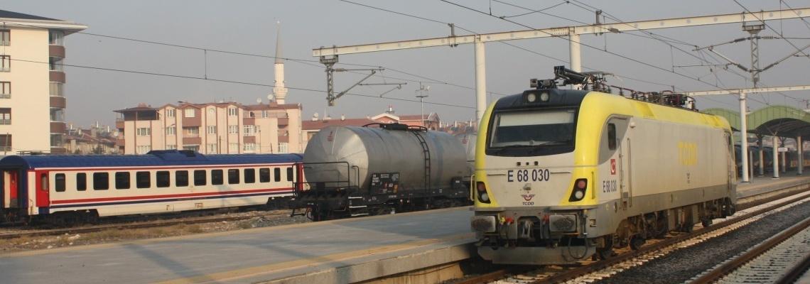 686 - Konya Garı - Onur