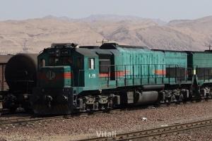 690 - Freight trains in Iran - Vitali