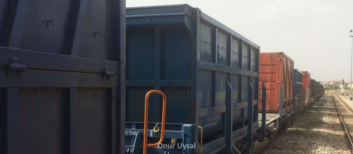 692 - Konteyner treni - Onur