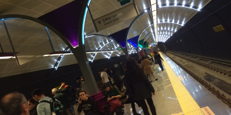 metro ve tramvaylar