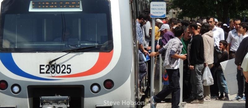 705 - Ankara banliyö treni - Steve