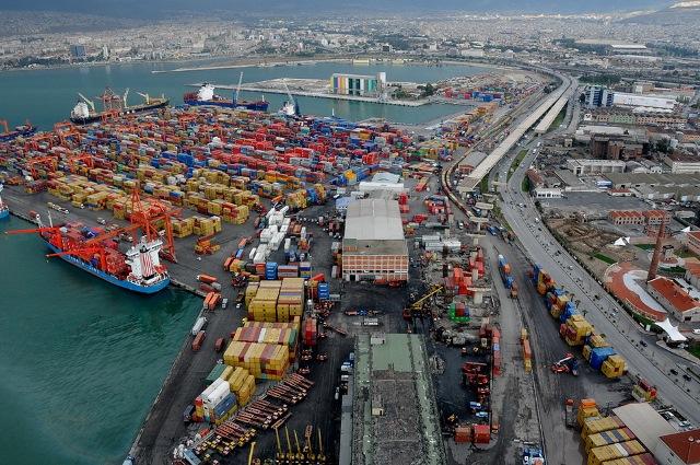 Alsancak Limanı