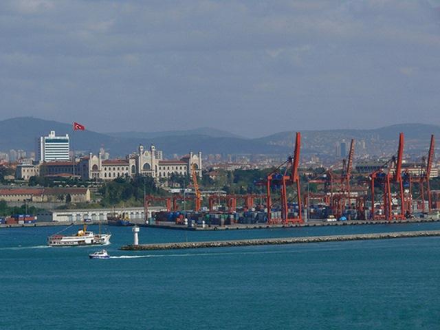 Haydarpaşa Limanı