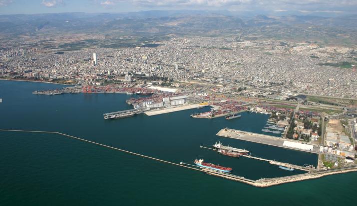 Mersin Port