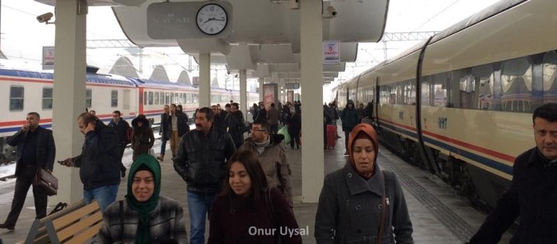 708 - Eskişehir Garı - Onur