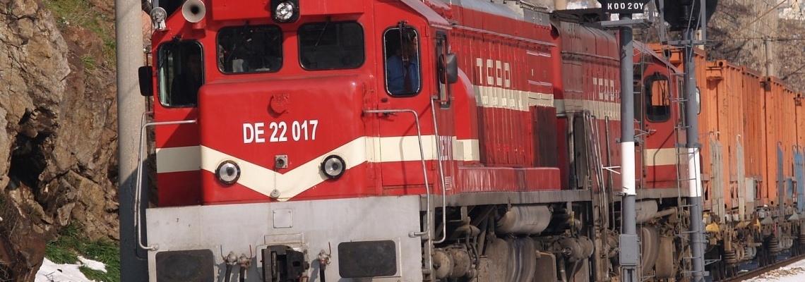 713 - Yük treni - Steve