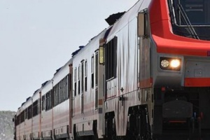 720 - Kars Gürcistan deneme treni - TCDD