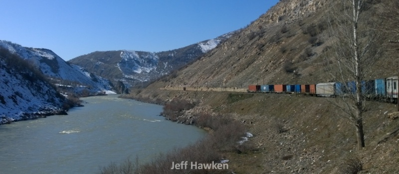 723 - Mixed train to Tatvan - Jeff