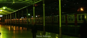 733 - Sirkeci İstasyonu - Steve