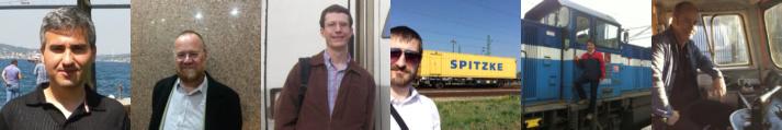 Rail Turkey Authors