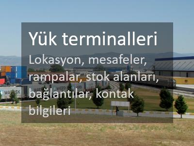 Yük Terminalleri