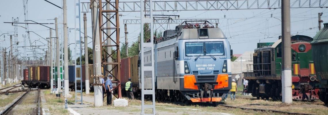 753 - Kars Baku Tbilisi railway - Azerbaijan Railways