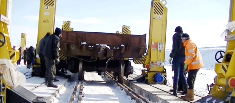 757 - Azerbaijan Railways