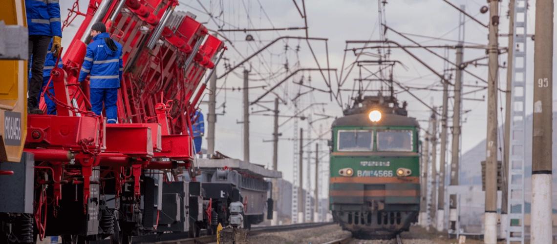758 - Azerbaijan Railways