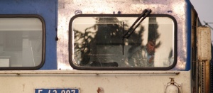 762 - TCDD makinisti - Steve