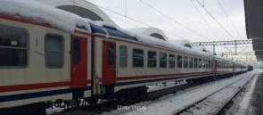 777 - TCDD yolcu treni - Onur