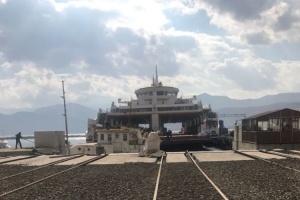 780 - Yeni Van Gölü feribotu - Zakir