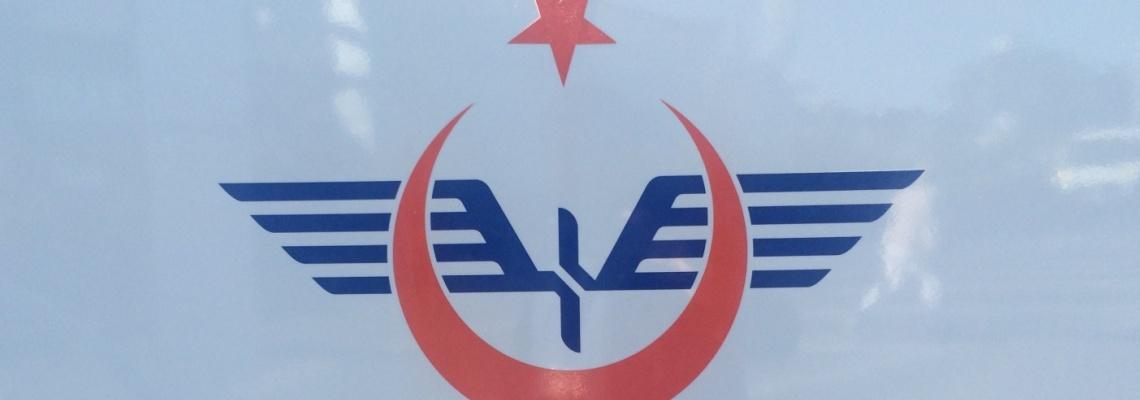 781 - TCDD Taşımacılık Logo - Onur