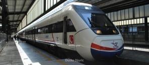 793 - Turkish high speed train - Dusko Djuric