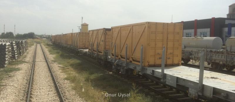803 - Özel vagonlar - Onur