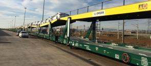 808 - Greenbrier car carrier - Onur