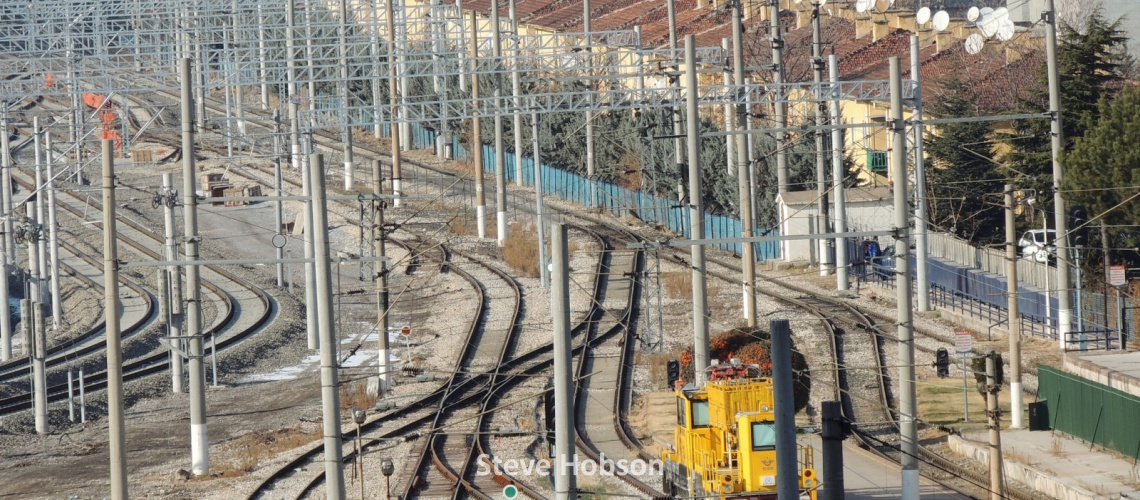 814 - Railway works - Steve Hobson