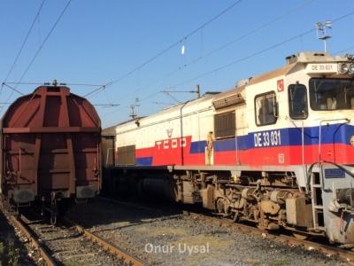 815 - Yük treni - Onur