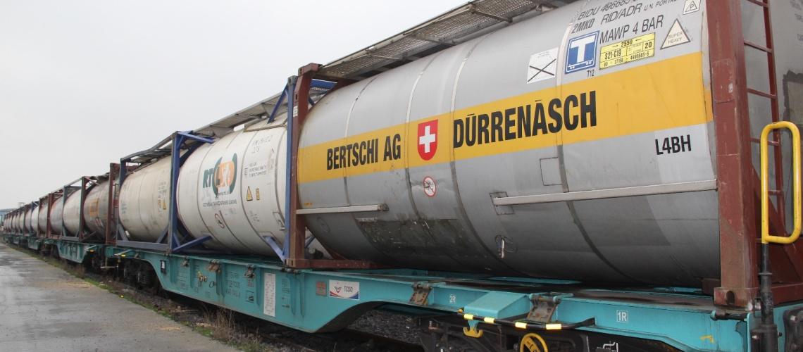 820 - Turkrail second train
