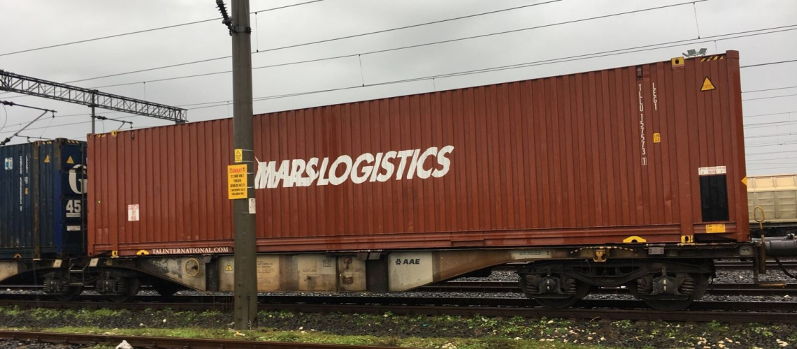 822 - Mars treni