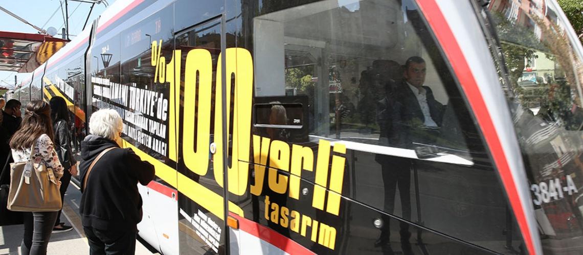 825 - Bozankaya Tramvay
