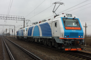 828 - CRRC Belarus locomotive