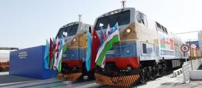 846 - Baku Mersin train