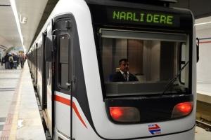 849 - Narlıdere metrosu - İzmir Büyükşehir Belediyesi