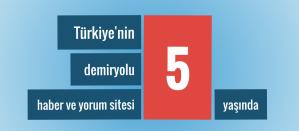 854 - Rail Turkey 5 yaşında
