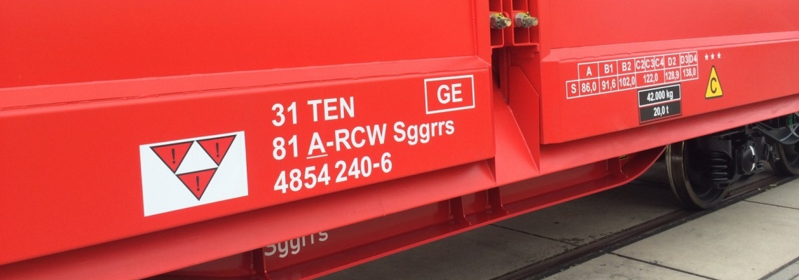 856 - wagon with TEN sign - Onur