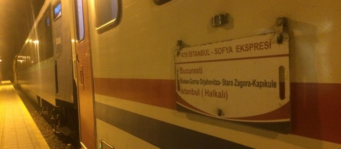 İstanbul Bükreş treni yeniden yola çıkıyor