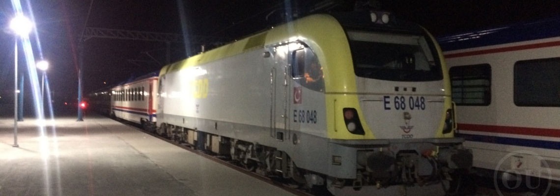 868 - Bucharest train