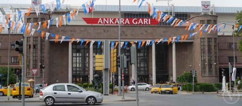 869 - Ankara Garı - Vitali