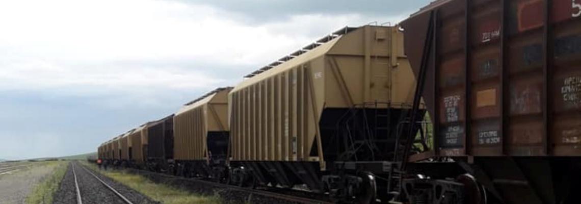 871 - ADY wagons at Kars