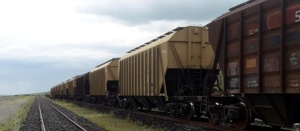 871 - ADY wagons at Kars