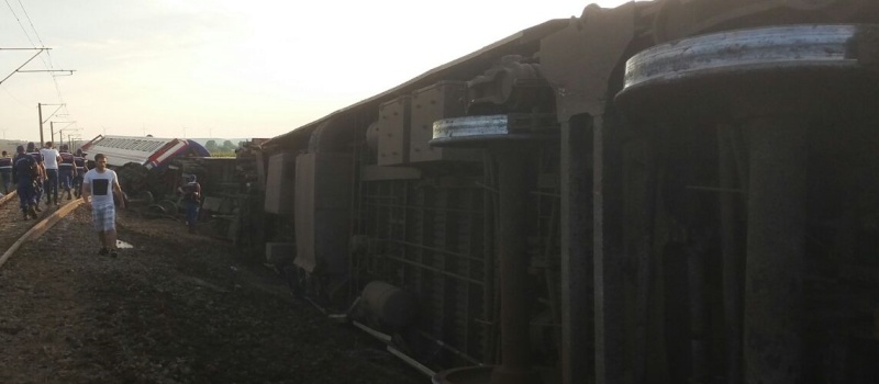873 - Corlu train accident - Onur G