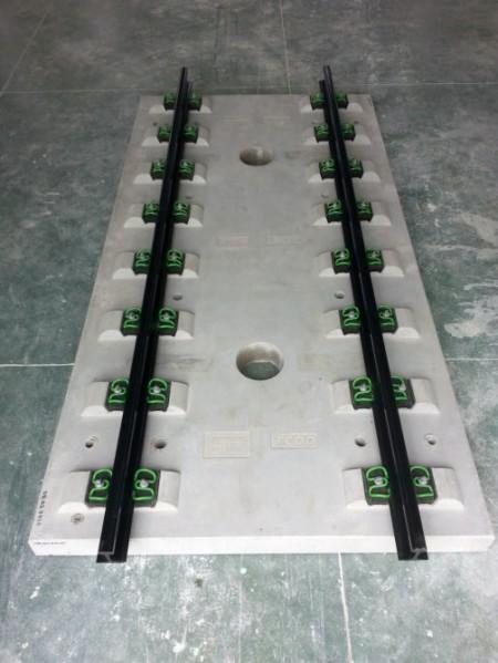 Yapıray panel demiryolu