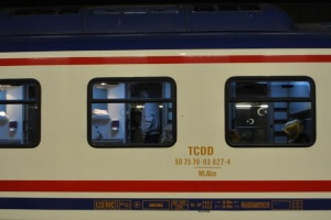 895 - TCDD passenger train - Dusko Djuric