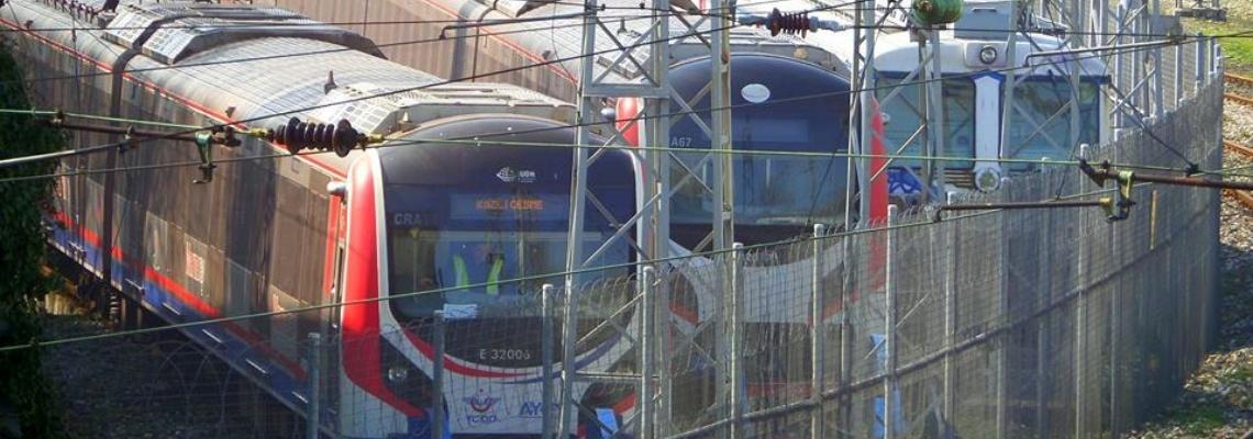 905 - Marmaray railcars at Sirkeci - İhsan Dolguner
