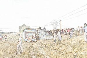 929 - Çorlu tren kazası - onur g