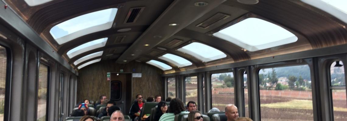 937 - Machu Pichu train