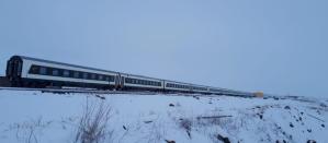 959 - Baku train at Akhalkalaki - Eksper
