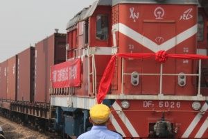 965 - China Europe train