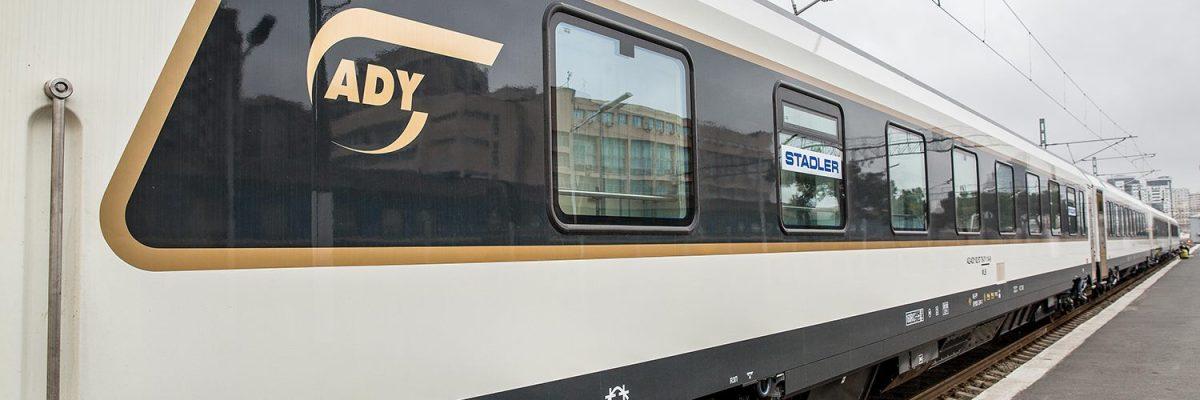 969 - Bakü treni